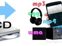 As convert M4a to Mp3