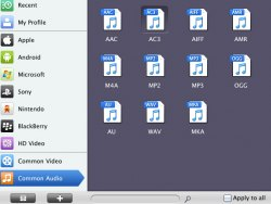 How to convert MP3 to WMA and WMA to MP3 Free