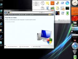 How to install 3D effects of Windows Vista on XP