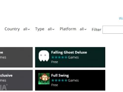 Comment faire pour avoir plus d'applications dans le Windows Store