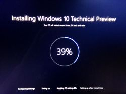 Installation de Windows 10 sur un ordinateur