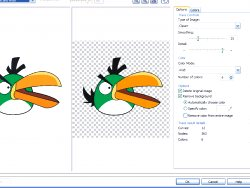 Creating vector graphics in Corel Draw