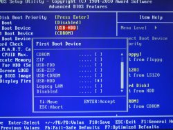 How to check the BIOS version in Windows XP