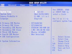 How to reset a password BIOS Windows XP